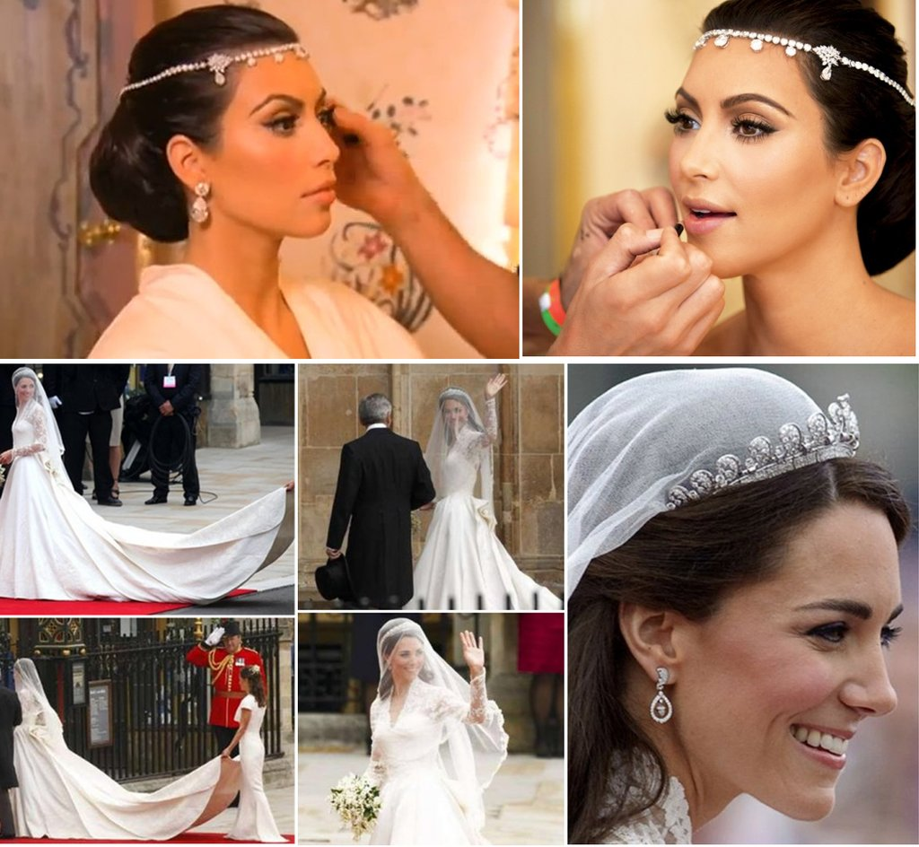 middleton kim kardashian weddings 2011
