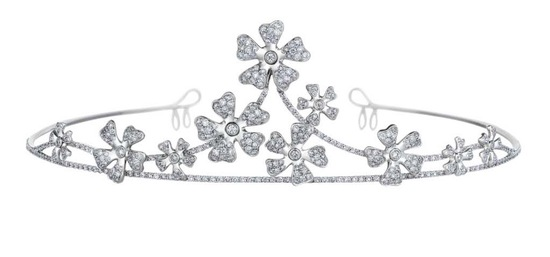 wedding style trends 2012 tiaras bridal accessories 4