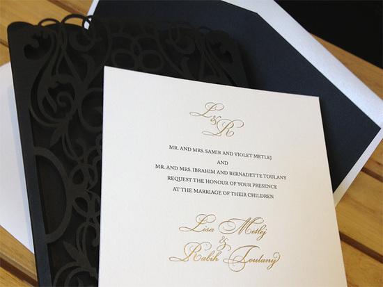 photo of Laser Creative Wedding Invitations