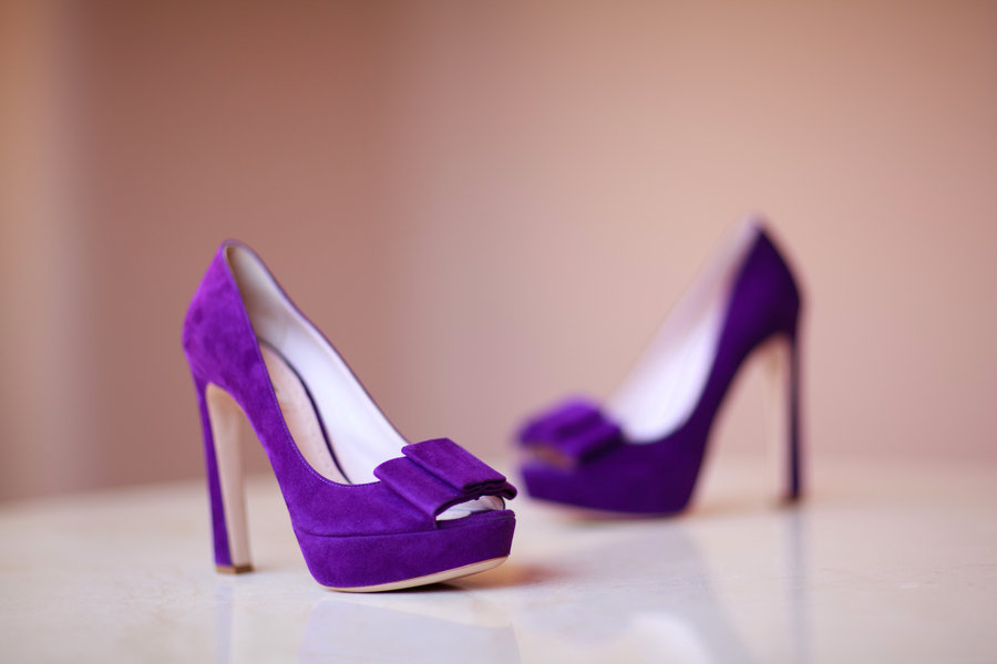 Purple-suede-wedding-shoes-artistic-photography.full