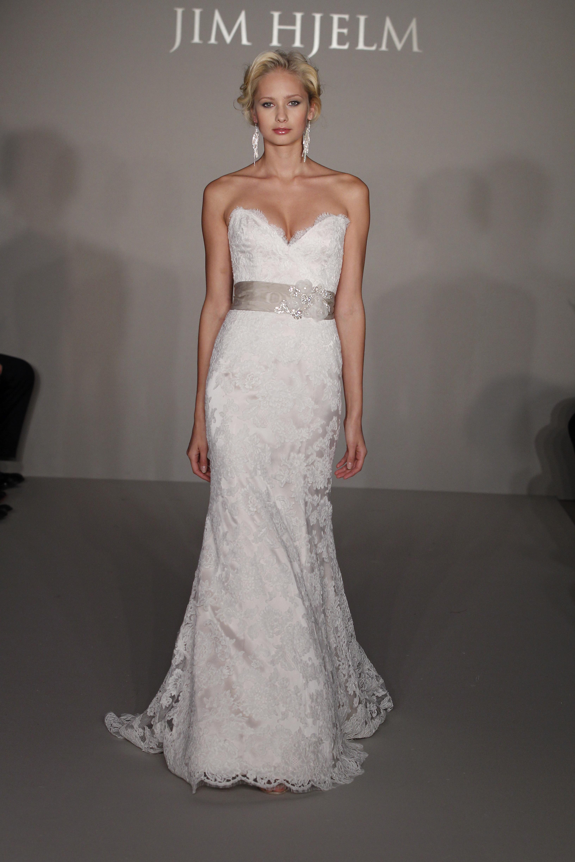 Jim Hjelm Bridal Gowns Spring 2012