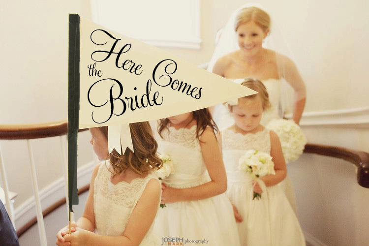 Here-comes-the-bride-black-and-ivory-penant.full