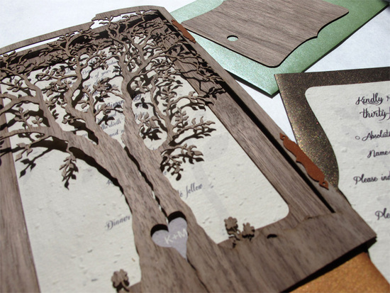 WalnutWoodLaserCutWeddingInvite3