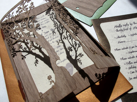 WalnutWoodLaserCutWeddingInvite5