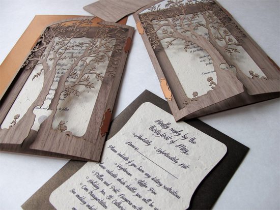 WalnutWoodLaserCutWeddingInvite6