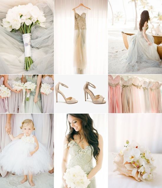 1515 wedding giveaway beach pastels featuring Naked Suede Sandals