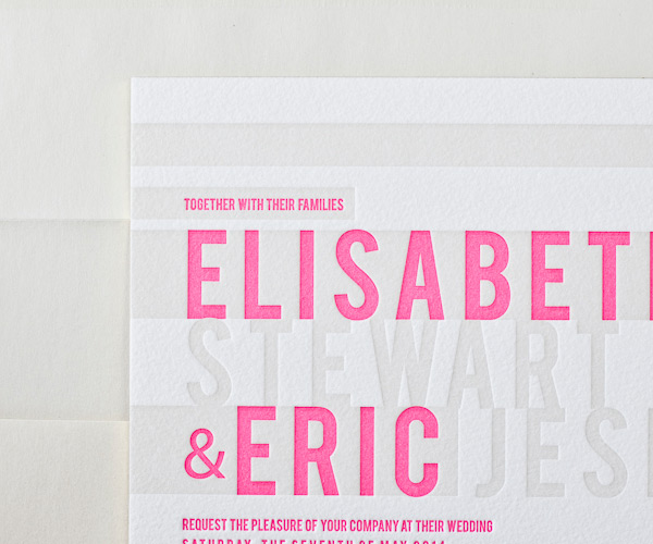 Bright-pink-grey-letterpress-wedding-invitations.original