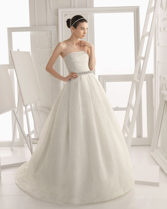Aire Barcelona wedding dress 2014 Bridal Original