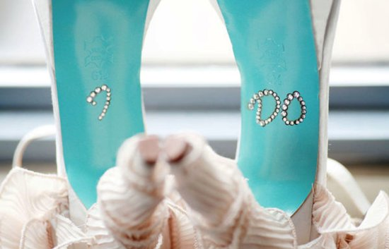 photo of Wedding Inspiration Ideabooks - Statement Soles