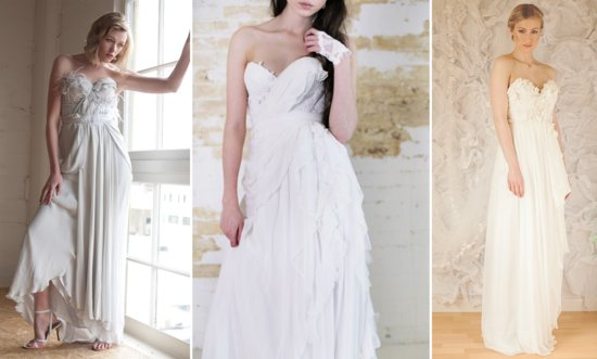 photo of Top Places For Finding Indie Bridal Designers
