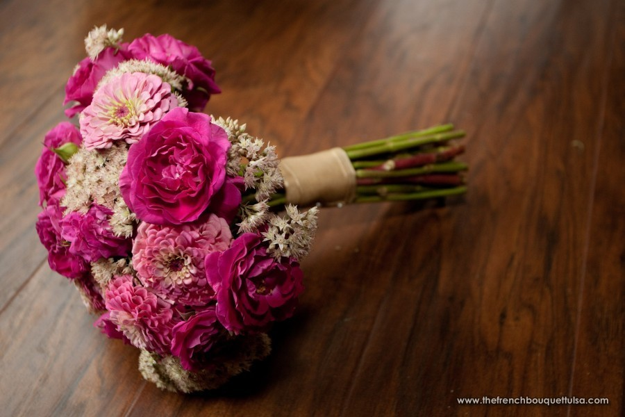 Pink-and-cream-wedding-bouquet-with-zinnias.full