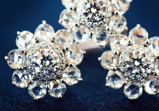 Diamond Chopard jewelry from the 2013 Oscars