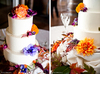 White-wedding-cake-colorful-flowers.square