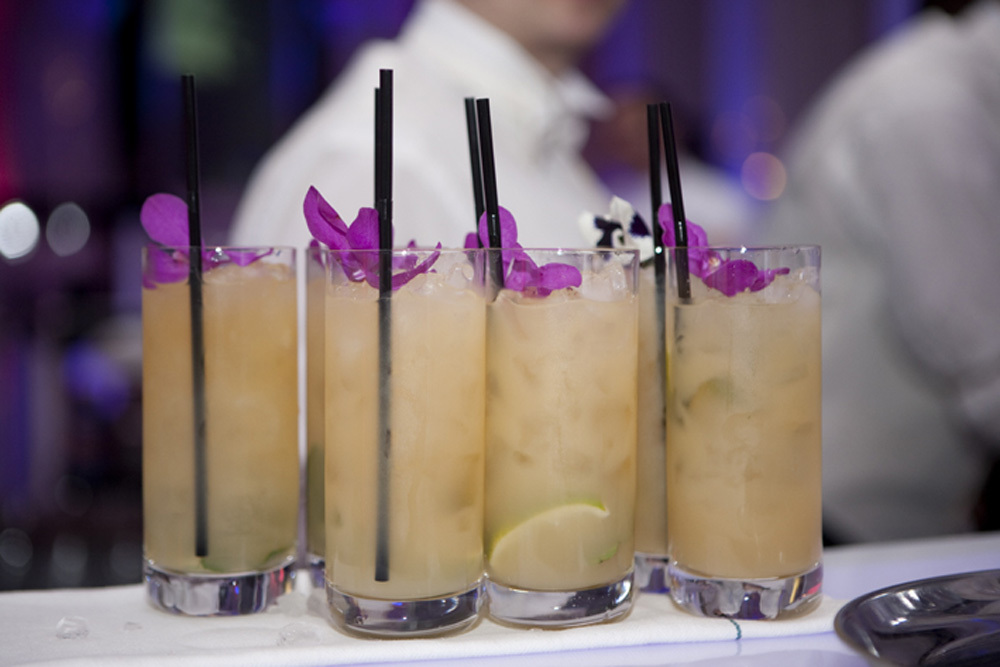 Signature drinks for Summer Weddings