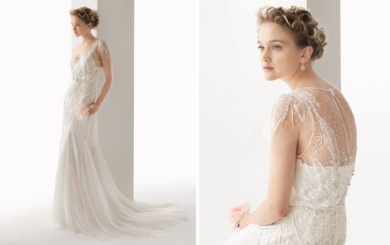 2014 wedding dresses from Rosa Clara Soft bridal collection 1