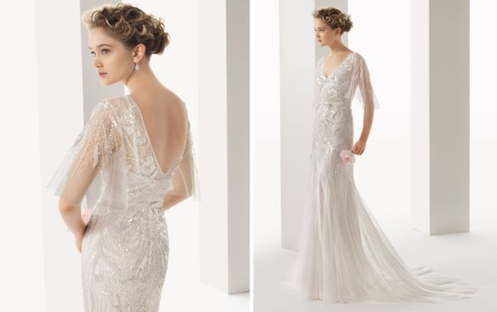 2014 wedding dresses from Rosa Clara Soft bridal collection