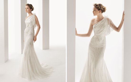 2014 wedding dresses from Rosa Clara Soft bridal collection 3