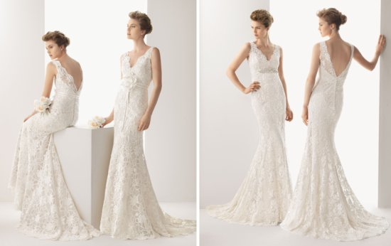 2014 wedding dresses from Rosa Clara Soft bridal collection 12