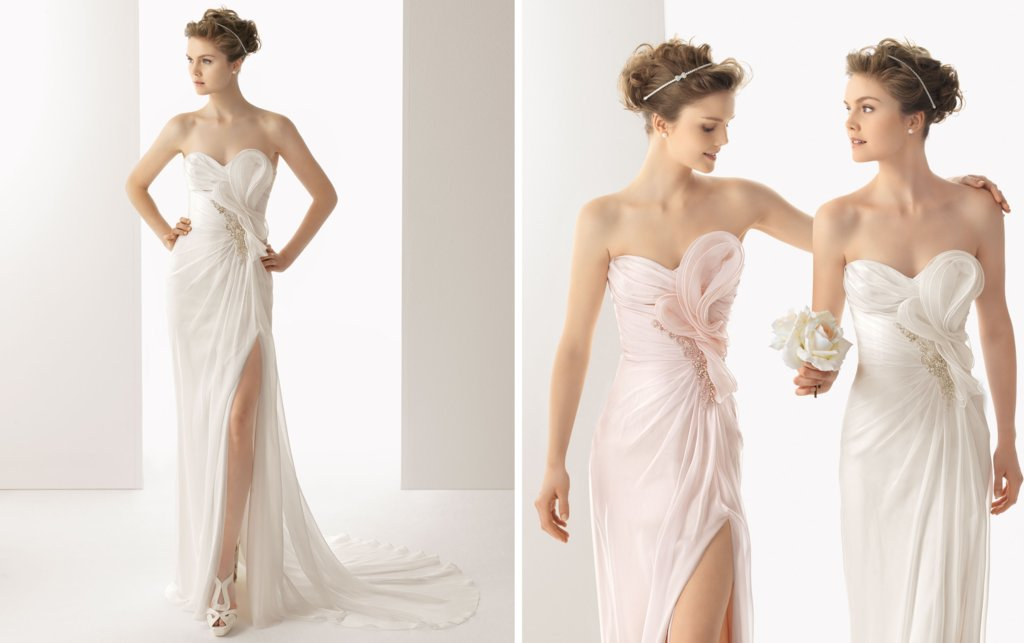 wedding dresses from Rosa Clara Soft bridal collection 15