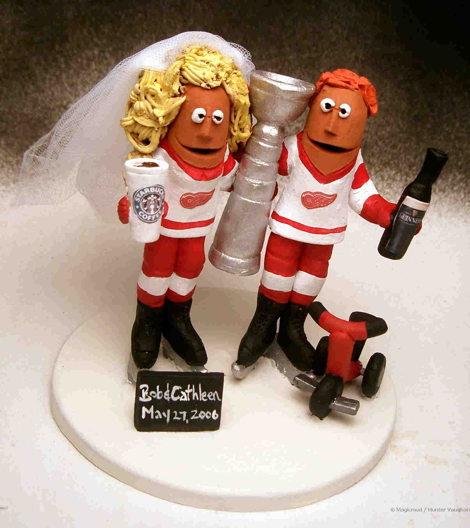 stanley cup wedding cake topper sports theme wedding ideas stanley cup cake topper 20489