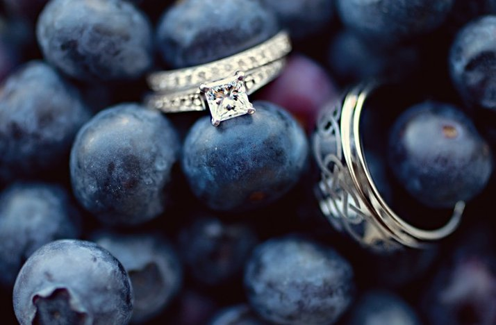 Square-engagement-ring-wedding-bands-blueberries.full