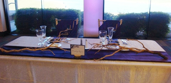 izzie-Issac Head Table
