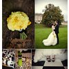 Yellow-bridal-bouquet-vera-wang-wedding-dress-real-weddings.square