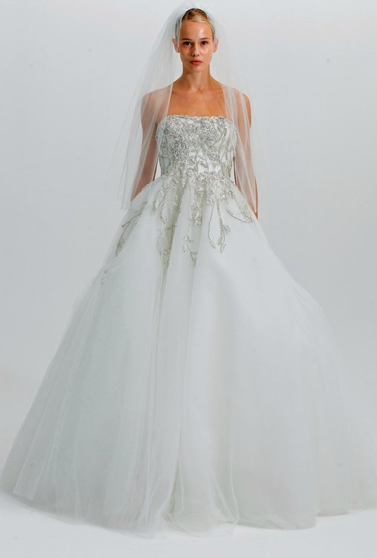 2012 wedding dresses ballgown bridal gown marchesa