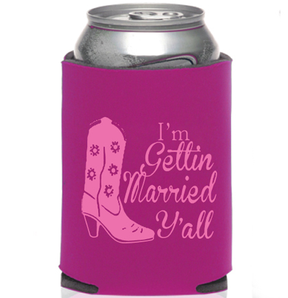 can cooler im gettin married yall