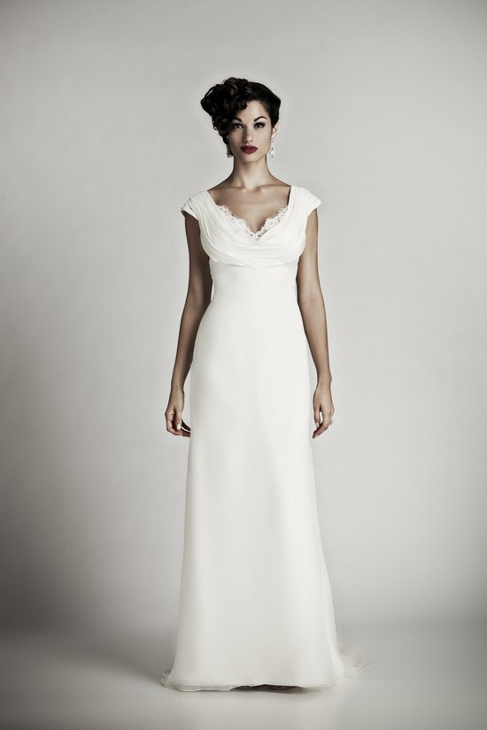 pippa middleton inspired wedding dress matthew christopher