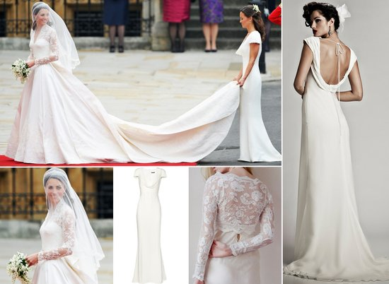 royal wedding inspired bridal gowns lace