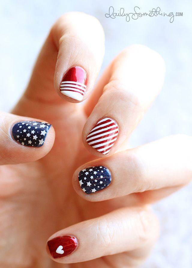 Patriotic-diy-wedding-manicure.full