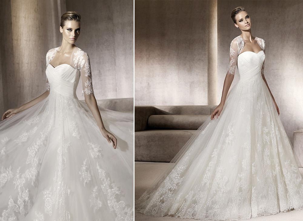Kate middleton inspired wedding dress for Wedding dress kate middleton style
