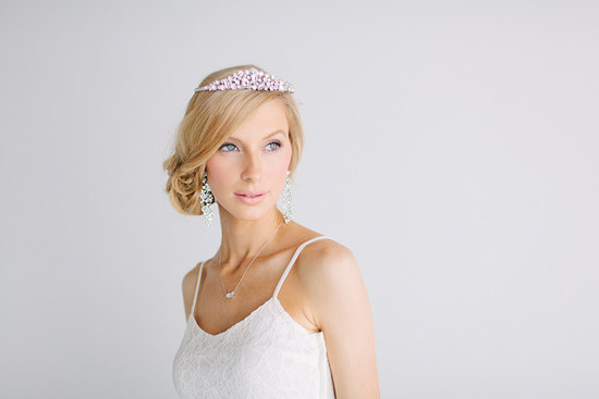 Fairytale princess wedding tiara