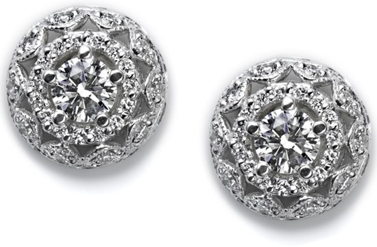 diamond bridal earrings tacori