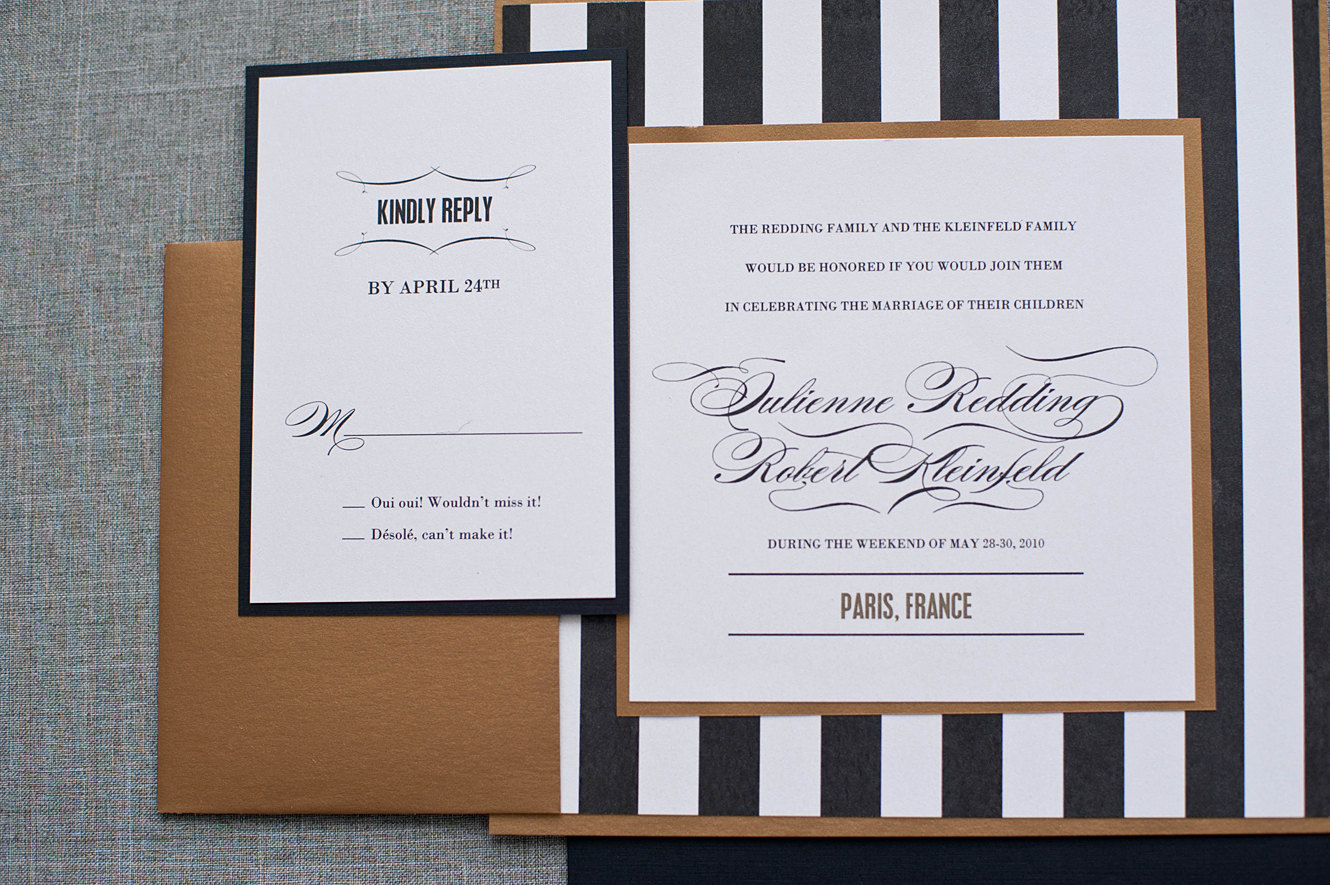 Gold And White Wedding Invitations correctly perfect ideas for your invitation layout