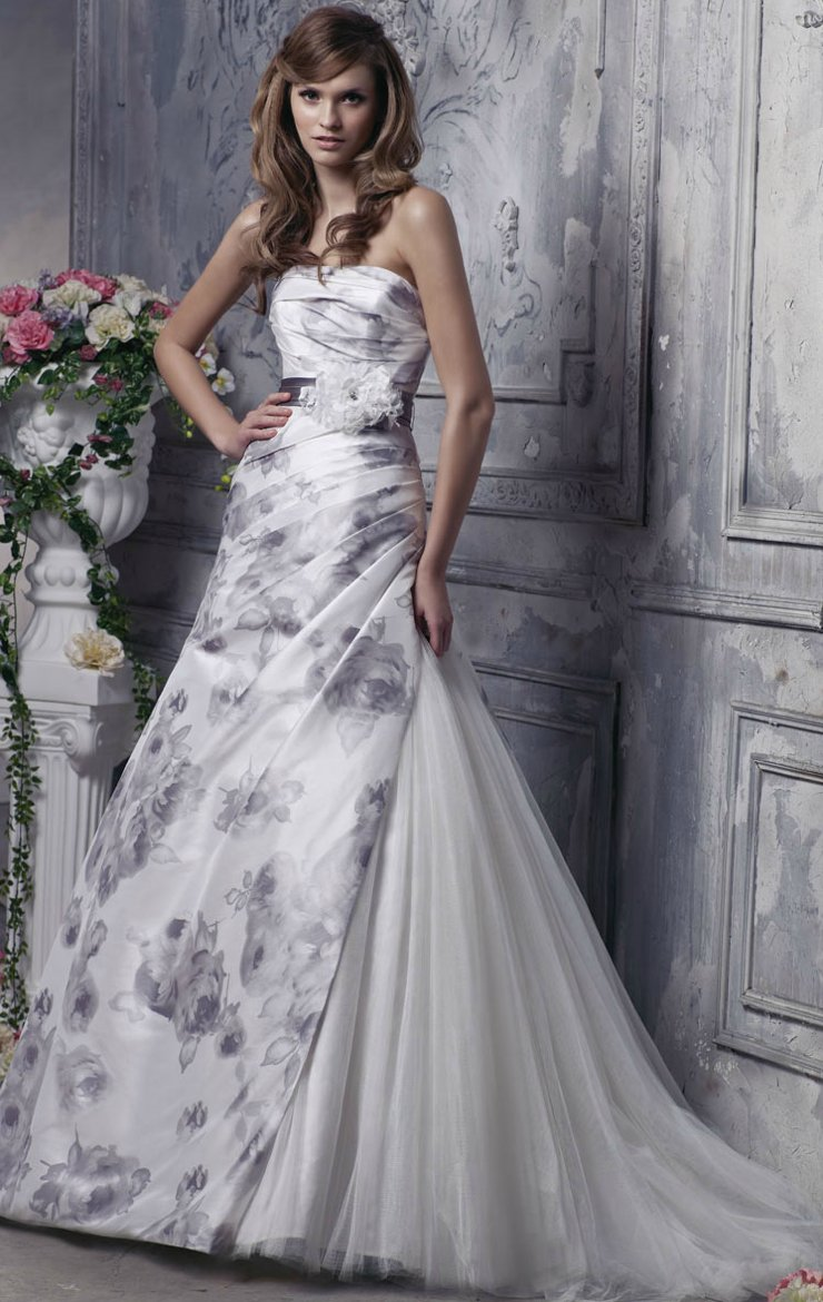 Wedding dresses 2012 bridal gown trend anjolique printed wedding dresses 2012 bridal gown trend anjolique ombrellifo Choice Image