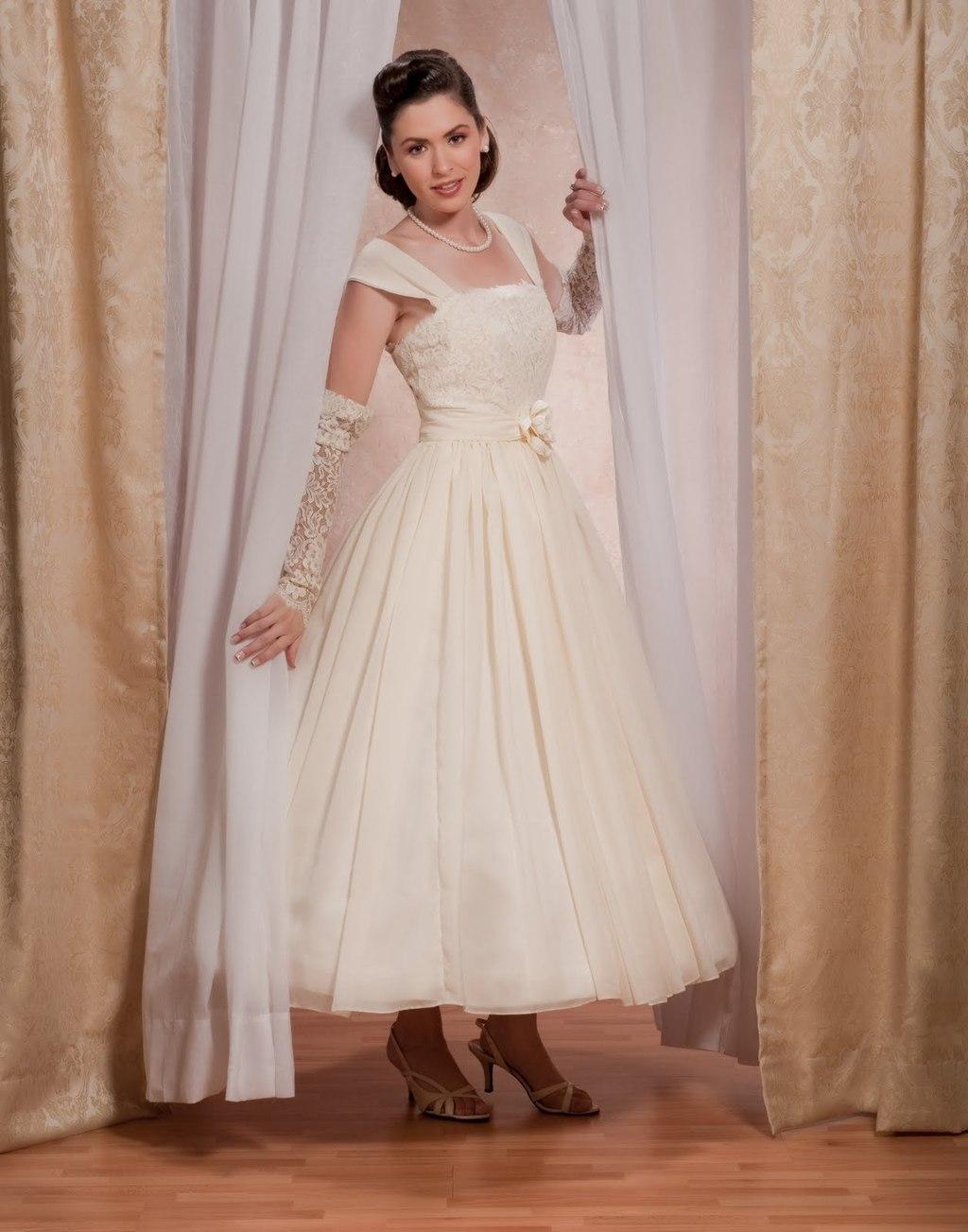 1950 Wedding Dresses