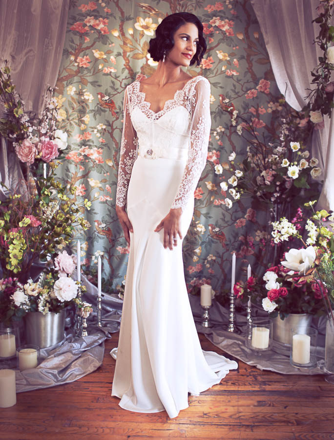 1930s Inspired Wedding Dresses - Wedding Guest Dresses
