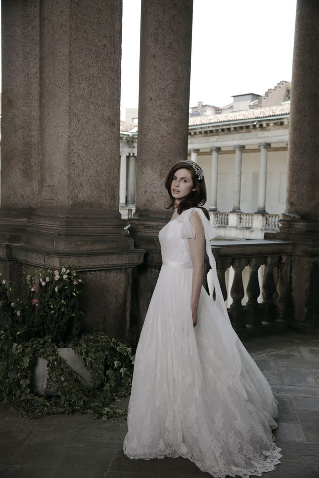 New Wedding Dress Collection from Alberta Ferretti Forever Bridal Rivoli