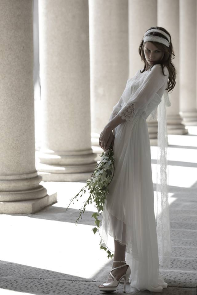 Wedding Dress Collection from Alberta Ferretti Forever Bridal Stirling