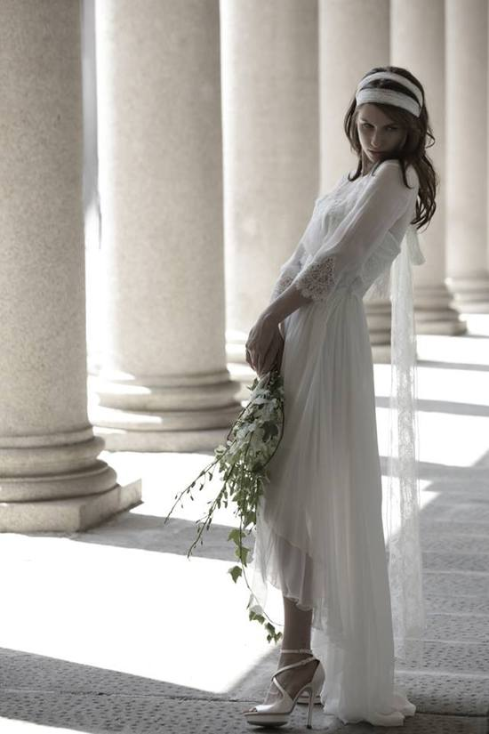 New Wedding Dress Collection from Alberta Ferretti Forever Bridal Stirling