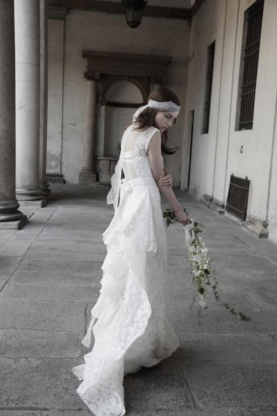New Wedding Dress Collection from Alberta Ferretti Forever Bridal Schonbrunn