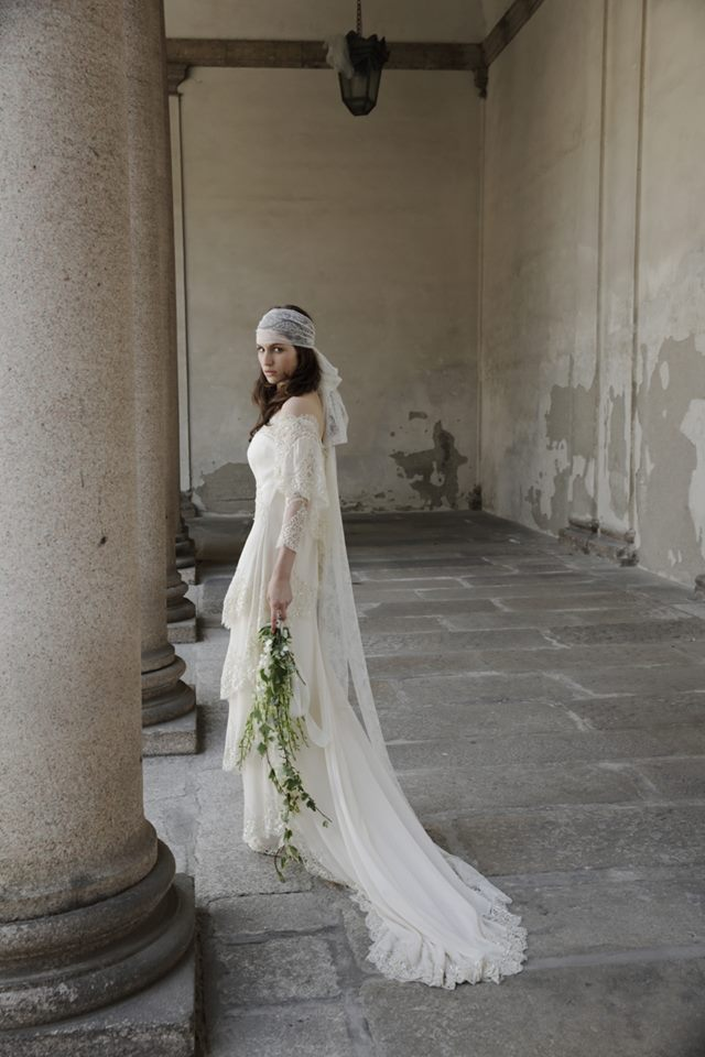 New Wedding Dress Collection from Alberta Ferretti Forever Bridal Balmoral