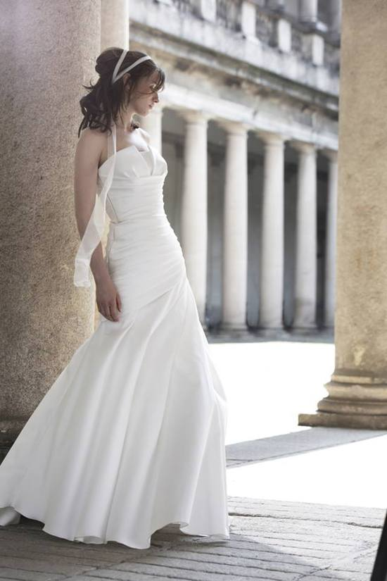 New Wedding Dress Collection from Alberta Ferretti Forever Bridal Alhambra