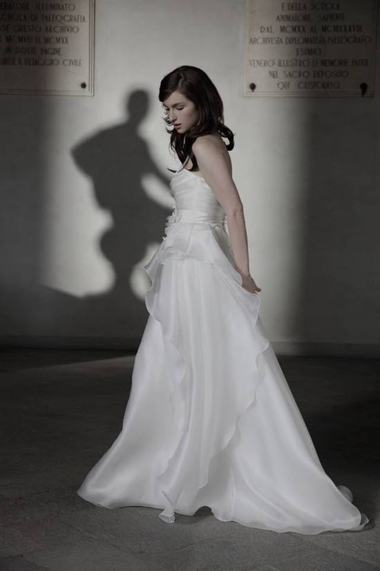 New Wedding Dress Collection from Alberta Ferretti Forever Bridal Topkapi