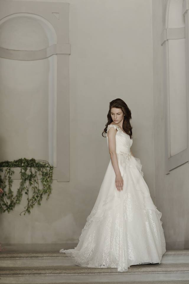 New Wedding Dress Collection From Alberta Ferretti Forever Bridal