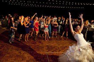 photo of Reasons to DITCH the Bridal Bouquet Toss