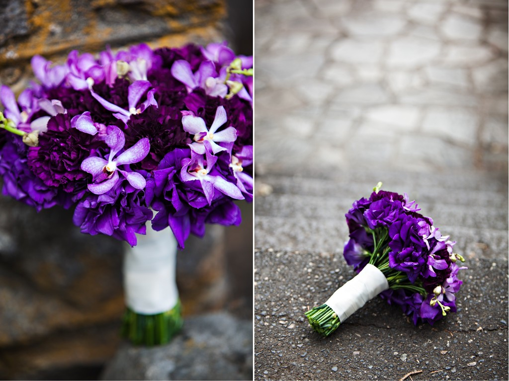 Purple-orchid-wedding-bouquet-for-summer.full