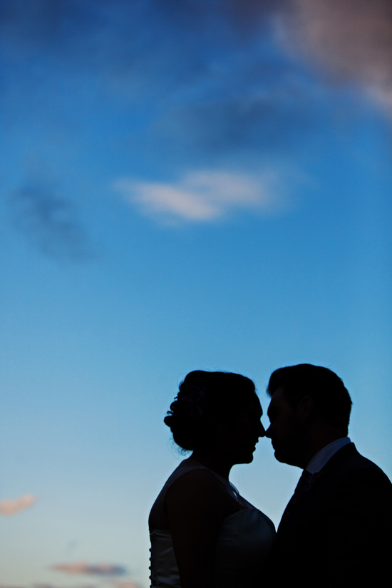 photo of Beautiful Spring Wedding with Breathtaking Views